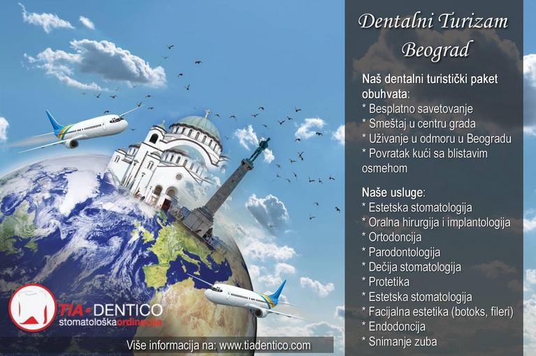 tia dentico, beograd, snimanje zuba, stomatolog, dentalni turizam, poptavka zuba