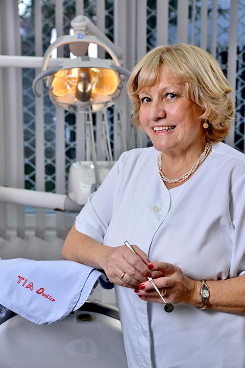 prof dr Ankica Mitic, tia dentico, stomatolog beograd